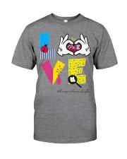 Love Preschool teacher Classic T-Shirt tile