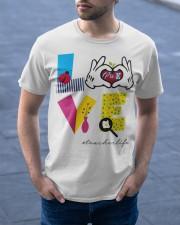 Love Preschool teacher Classic T-Shirt apparel-classic-tshirt-lifestyle-front-46