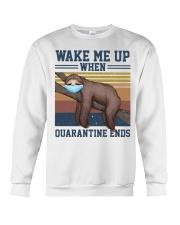 Wake me up Crewneck Sweatshirt thumbnail