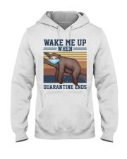 Wake me up Hooded Sweatshirt thumbnail