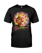 Blacknificent Classic T-Shirt front
