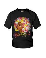 Blacknificent Youth T-Shirt thumbnail