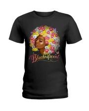 Blacknificent Ladies T-Shirt thumbnail