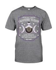 Witch brew caffeine potion Classic T-Shirt thumbnail
