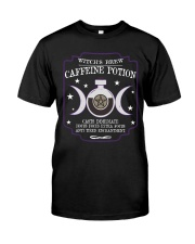 Witch brew caffeine potion Premium Fit Mens Tee thumbnail