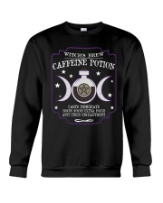 Witch brew caffeine potion Crewneck Sweatshirt thumbnail