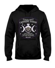 Witch brew caffeine potion Hooded Sweatshirt thumbnail