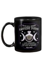 Witch brew caffeine potion Mug back