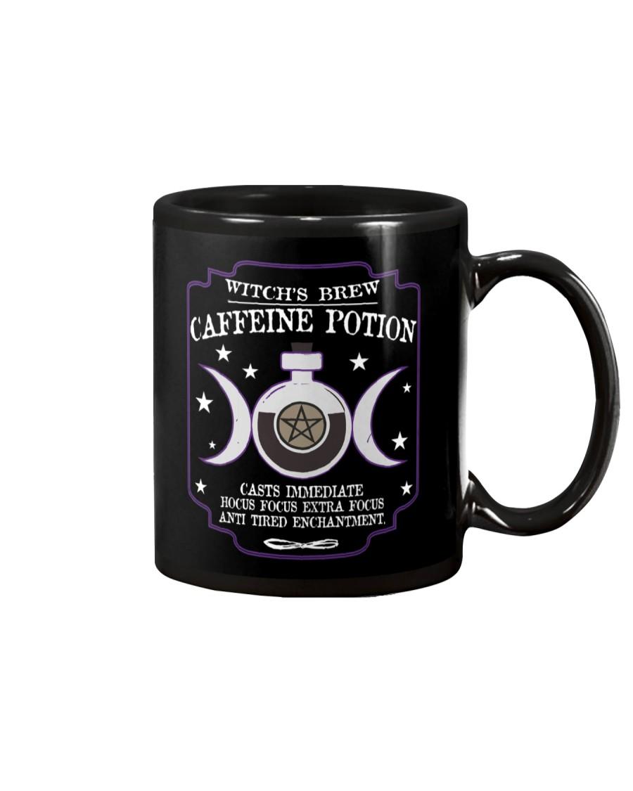 Witch brew caffeine potion Mug
