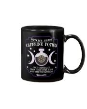 Witch brew caffeine potion Mug front