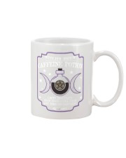 Witch brew caffeine potion Mug tile