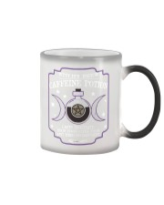 Witch brew caffeine potion Color Changing Mug thumbnail