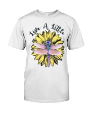 Live a little Premium Fit Mens Tee tile