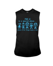 Pre K is a special place Sleeveless Tee thumbnail