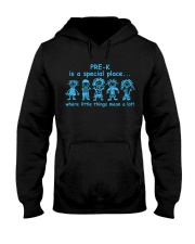 Pre K is a special place Hooded Sweatshirt thumbnail