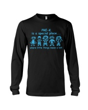 Pre K is a special place Long Sleeve Tee thumbnail