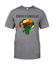 Broccoholic Classic T-Shirt front