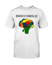 Broccoholic Classic T-Shirt tile