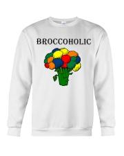 Broccoholic Crewneck Sweatshirt thumbnail