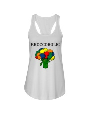 Broccoholic Ladies Flowy Tank thumbnail