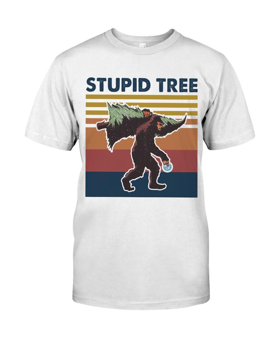 Stupid tree Classic T-Shirt