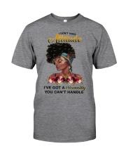 Attitude Classic T-Shirt tile