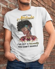 Attitude Classic T-Shirt apparel-classic-tshirt-lifestyle-26