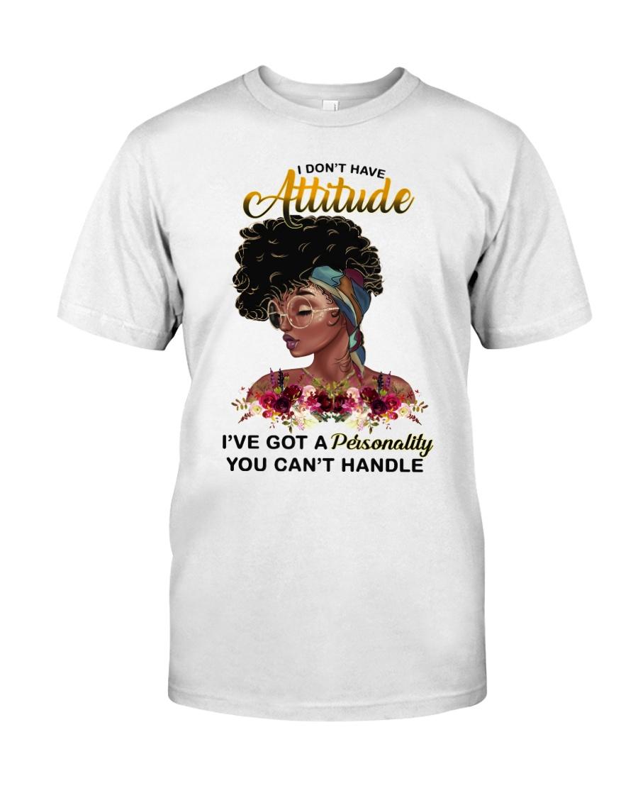 Attitude Classic T-Shirt