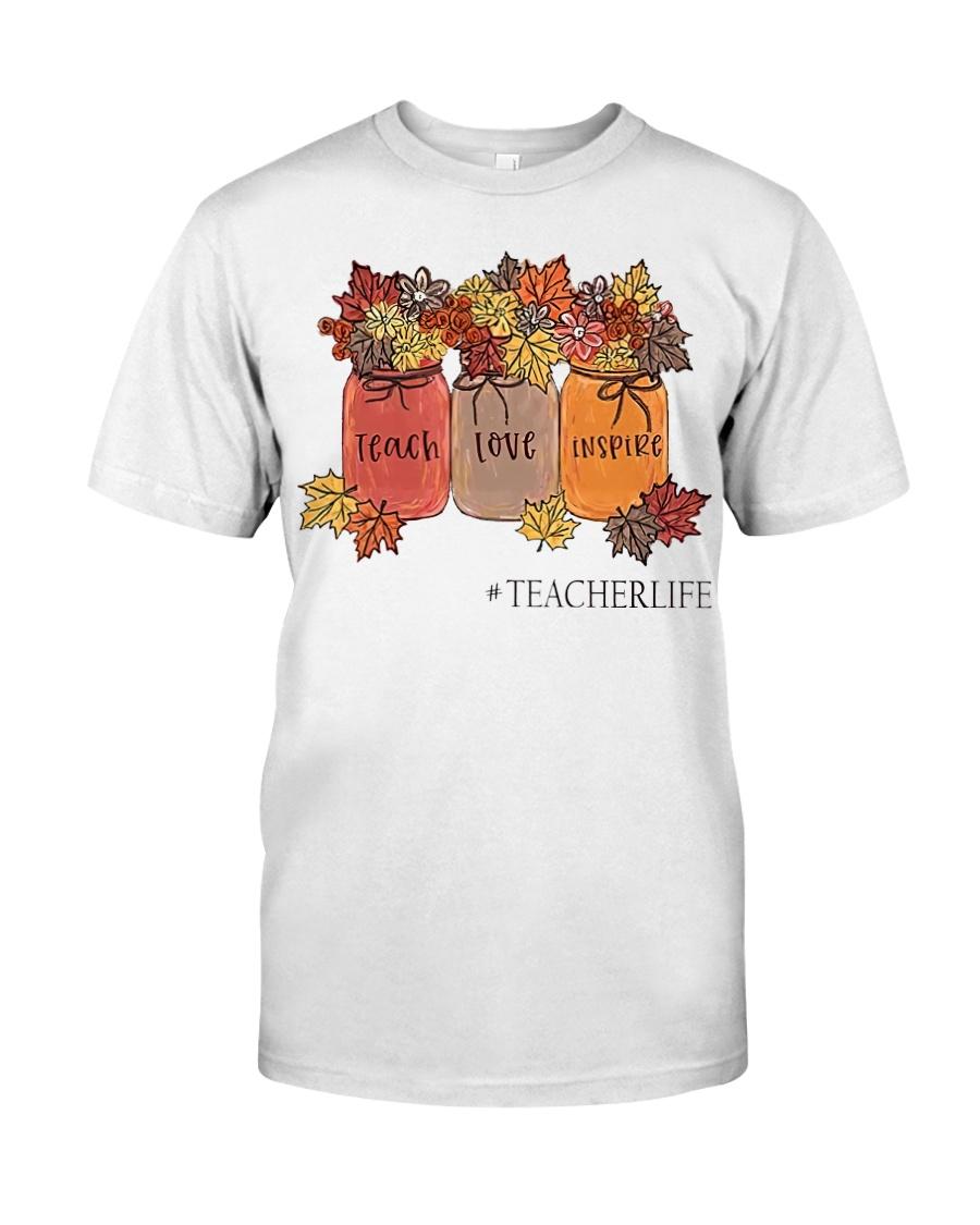 Teacher life Classic T-Shirt