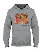 Teacher life Hooded Sweatshirt thumbnail
