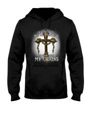 Cross chain Hooded Sweatshirt thumbnail