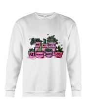 We all grow Crewneck Sweatshirt thumbnail