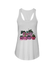 We all grow Ladies Flowy Tank thumbnail