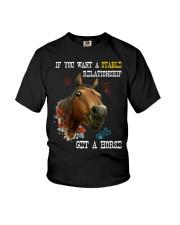 Get a horse Youth T-Shirt thumbnail
