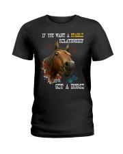 Get a horse Ladies T-Shirt thumbnail