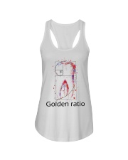 Golden ratio Ladies Flowy Tank thumbnail