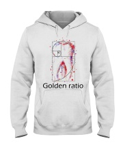 Golden ratio Hooded Sweatshirt thumbnail