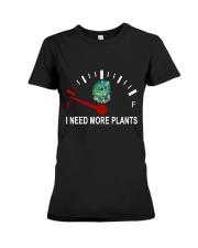 I need more plants Premium Fit Ladies Tee thumbnail