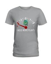 I need more plants Ladies T-Shirt tile