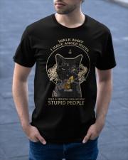 Walk away Classic T-Shirt apparel-classic-tshirt-lifestyle-front-46
