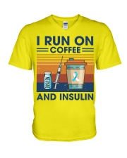 Insulin V-Neck T-Shirt thumbnail