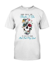 And into the garden Classic T-Shirt thumbnail
