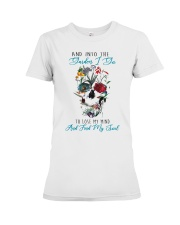 And into the garden Premium Fit Ladies Tee thumbnail