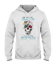 And into the garden Hooded Sweatshirt thumbnail