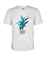 Plantastic V-Neck T-Shirt thumbnail