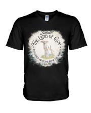 Lamb V-Neck T-Shirt thumbnail