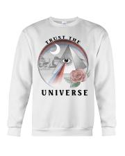 Trust the universe Crewneck Sweatshirt thumbnail