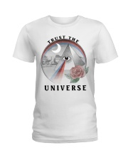 Trust the universe Ladies T-Shirt thumbnail