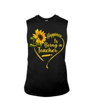 Happiness is being a teacher Sleeveless Tee thumbnail