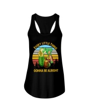Every little thing gonna be alright Ladies Flowy Tank thumbnail